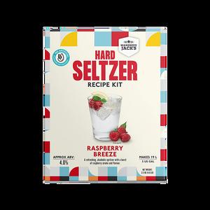 Bilde av Hard Seltzer - Raspberry Breeze